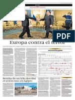 Europa Contra El Terror