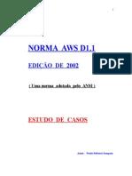 Norma AWS D1.1 -ED. 2002 - Estudo de Casos - Com Solucao