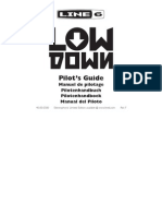 LowDown Pilot's Guide - English ( Rev F )