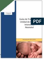 Guias de Tratamientos Oficial neonatal
