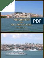 Miradouros Das Sete Colinas de Lisboa - Portugal