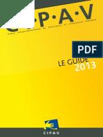 Cipav Guide 2013