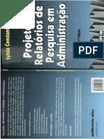 173505312 Projetos e Relatorios de Pesquisa Em Adminstracao l Scan