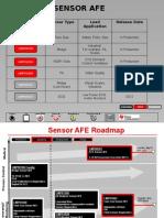Sensor AFE