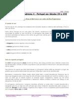 110332524 Resumo Tema B SubT4 Portugal Nos Seculos XV e XVI