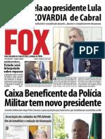 JORNAL FOX EDIÇÃO ABRIL 2010