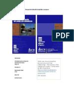 Materiales para la ingenieria civil ,Libros
