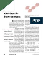 Color Transfer