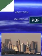 NEW YORK - Architecture