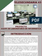 Proyecto Laboratorio de Informatica