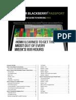 Discover BlackBerry Passport eBook 092314