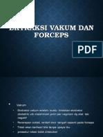 Ektraksi Vakum Dan Forceps Ze