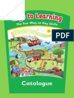 Keys to Learning Catalogue 2015