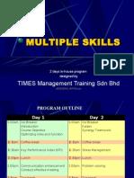 Multiples Skill Inhouse Program