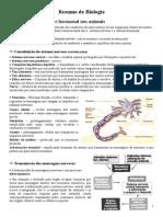 Resumo de Biologi1a 1.1