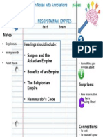 notes about empires