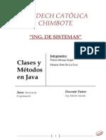 Monografia Tecninicas de Programacíon