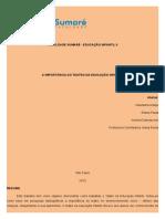 TRABALHO PORTIFOLIO EDUCAÇÃO INFANTIL corrigido - Cópia.docx