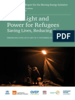 Heat Light Power Refugees Me