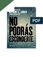 Zuiker, Anthony E. & Swierczynsk, Duane - Nivel 26 02 - No Podrás Esconderte