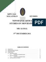 Malaysian Studies Project