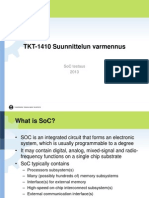 1410 SoC Verification 2013 1v0
