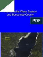 Buncombe Water Presentation