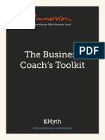 EMyth Coach Toolkit
