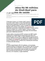 Shell e Basf