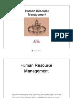 HRM Sem II Version 1.0