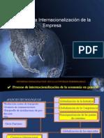 La Internacionalizacion  de las Empresas.ppt