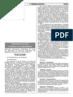 NORMA_0_Decreto Supremo N° 081-2013-PCM