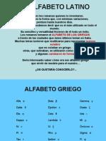 1 El Alfabeto Griego