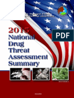 2015 National Drug Threat Assessment Summary
