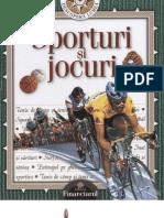 Descopera Lumea Vol.3 - Sporturi Si Jocuri
