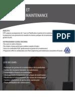 PGM Planification Gestion MaintenanceETS2