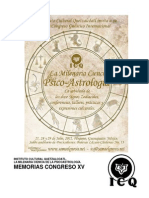 La milenaria ciencia de la psico-astrología