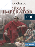 Cesar Imperator - Max Gallo