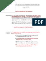 IV & v PC AF Proposals