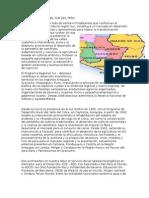 La Macro Region Del Sur Del Peru