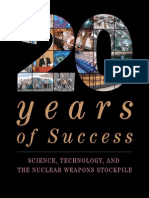 20 Years of Success