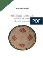 Pitágoras Africano Um Estudo Em Cultura e Educação Matemática Color
