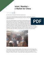 Manish Market