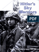 Hitlers Sky Warriors-German Paratroopers in Action 1939-1945