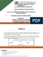 Modelo de Distribucion General y Tiempo de Servicio (1)