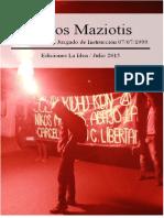 Apología de  Nikos Maziotis