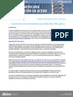 Cuadernos_ingeniero_Conexiones PRecalificadas AISC 358-11