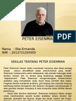 Tugas Kontemporer (Peter Einsenman)