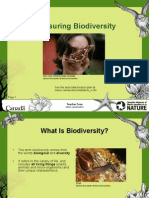 measuring biodiversity