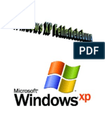 Windows XP Fehlerbehebung